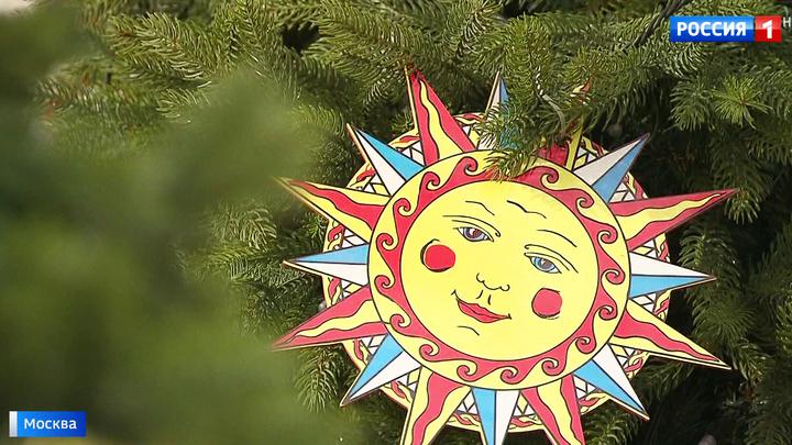 """В первый день весны в столице откроется фестиваль """"Московская Масленица"""""""