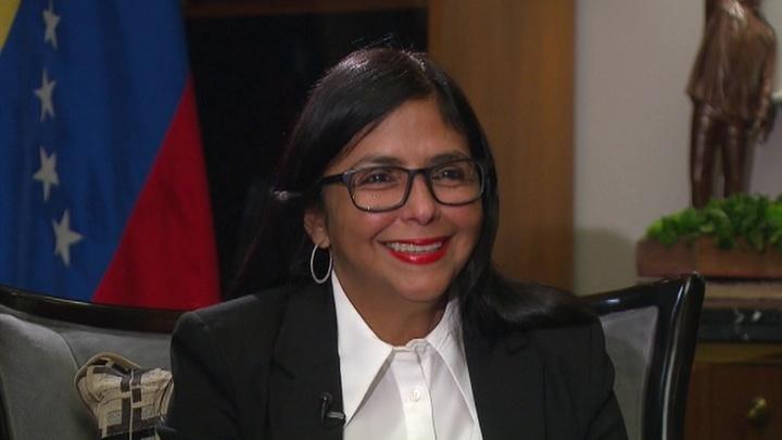 Вице-президент Венесуэлы: мы готовы стоять на страже нашего суверенитета