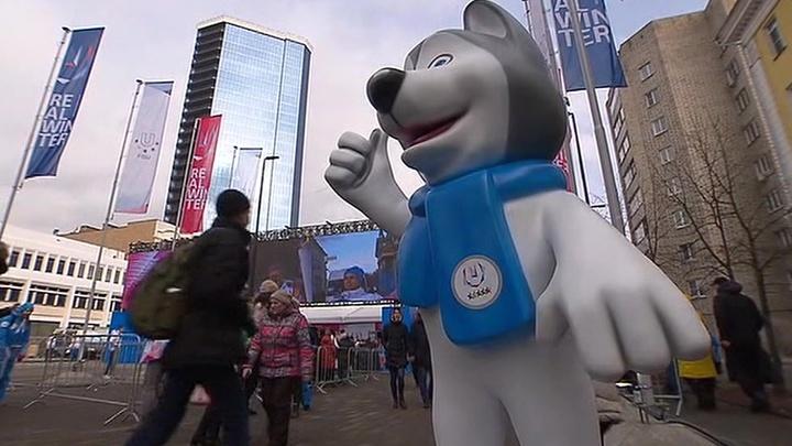 На Универсиаде в Красноярске сегодня будет разыграно 7 комплектов наград