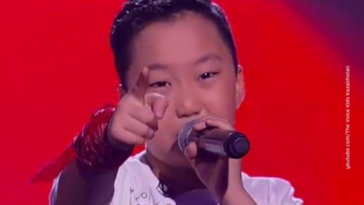 Юный казахский певец попал в список врагов Украины