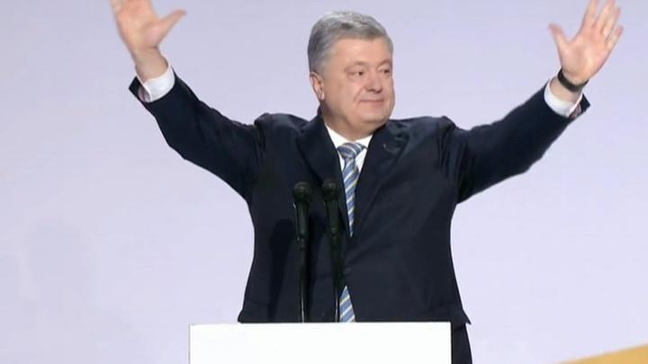 Лановой: Порошенко может бежать с Украины
