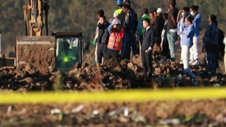 ООН приспустит свои флаги в знак траура по погибшим в авиакатастрофе в Эфиопии