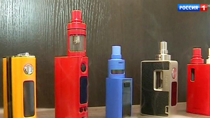 Минздрав предложил приравнять электронные сигареты к обычным
