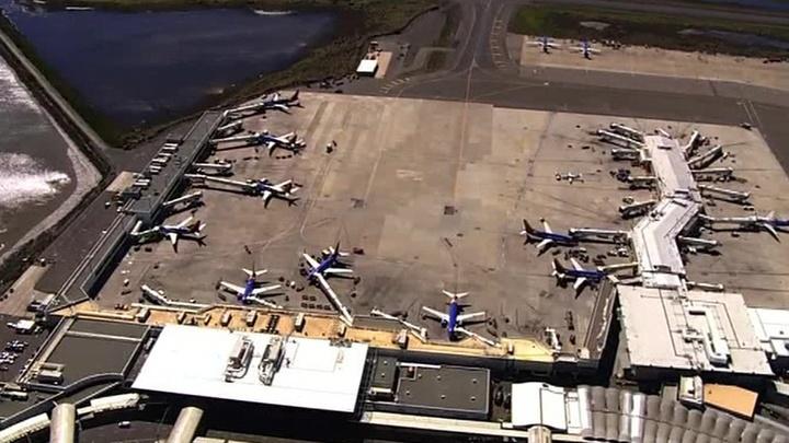 Компания Boeing рекомендовала временно прекратить эксплуатацию всех самолетов MAX 8