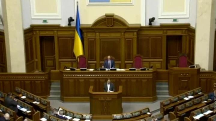 Юрий Бойко выступил против принятия Верховной Радой закона о государственном языке