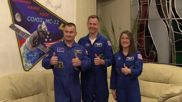 Вторая попытка: Овчинин и Хейг снова полетят к МКС