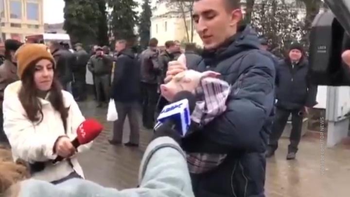 Вести в 22:00 с Алексеем Казаковым. Эфир от 14 марта 2019 года