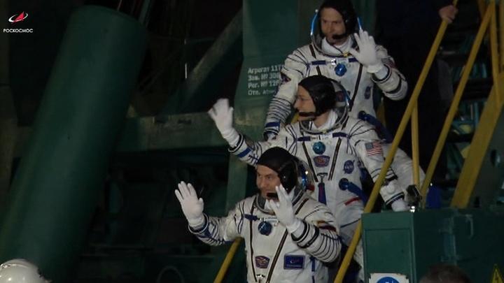 Овчинин, Хейг и Кук проведут на МКС сотни экспериментов
