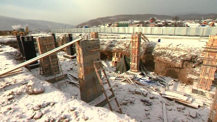 Строительство завода на берегу Байкала приостановлено
