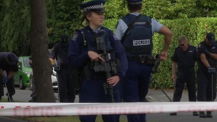 Задержан второй подозреваемый в причастности к терактам в Крайстчерче