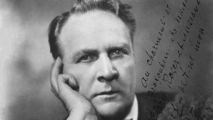 Фёдор Иванович Шаляпин, русский певец /Фото https://ru.wikipedia.org/