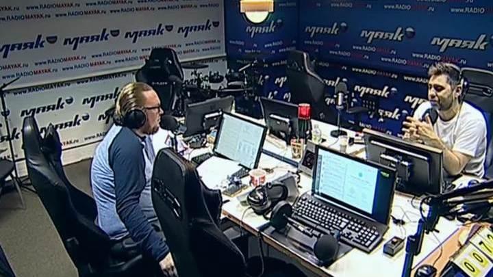 Сергей Стиллавин и его друзья. Range Rover Evoque