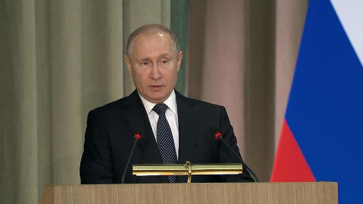 Путин потребовал от Генпрокуратуры немедленно реагировать на нарушения прав бизнесменов
