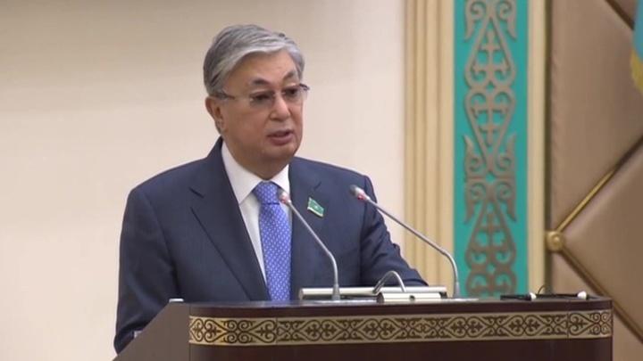 Касым-Жомарт Токаев вступает в должность главы Казахстана