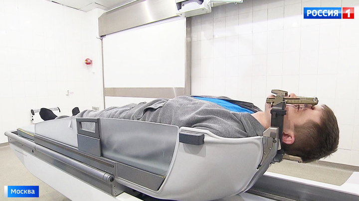 В НИИ Склифосовского выполнили двухтысячную операцию при помощи гамма-ножа