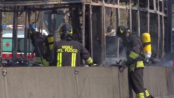 """""""Было страшно. Рядом стояли канистры"""": дети рассказали, как спаслись от сожжения заживо"""