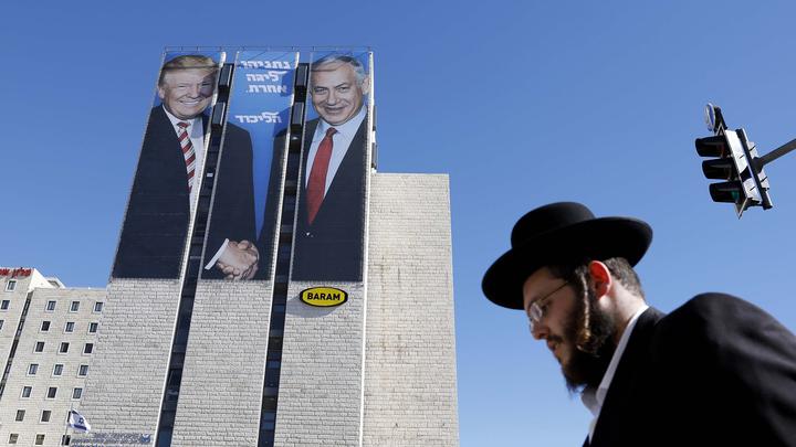Голанские высоты и Израиль: Трамп сделал резкий шаг на Ближнем Востоке