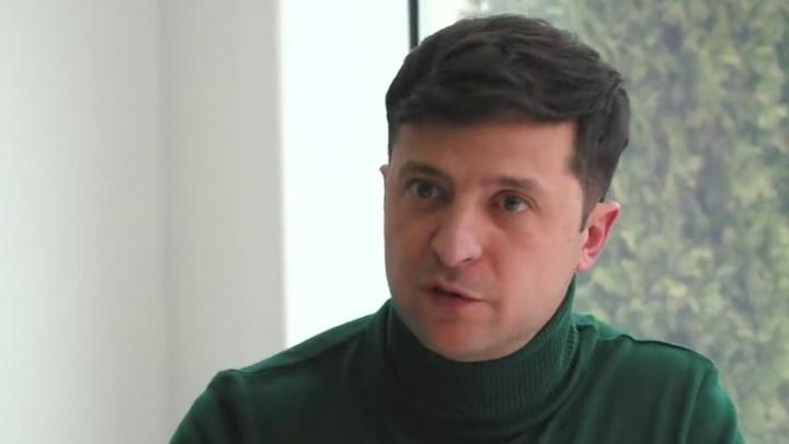 Прогноз Зеленского по Крыму восприняли как шутку