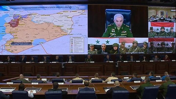 """Россия настаивает на переговорах с Западом по проблеме лагеря """"Рукбан"""" в Сирии"""