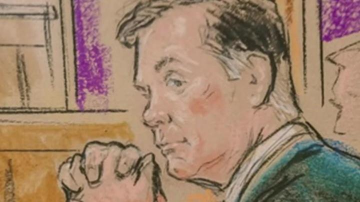 Судебные власти США намерены отправить Манафорта в тюрьму к мафиози и террористам