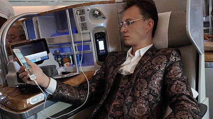 Бизнес-класс. Специальный репортаж Марата Кримчеева