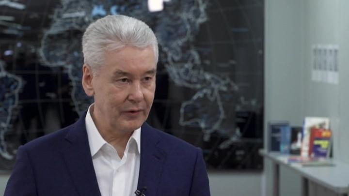 Сергей Собянин рассказал о новых технологиях и вечной классике