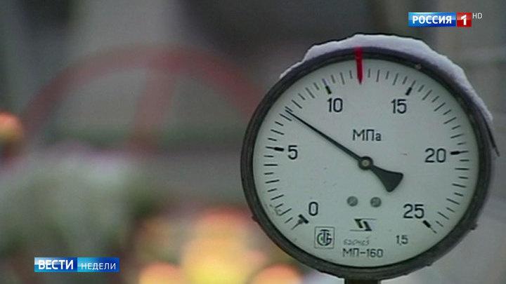 Ненормальная ситуация: на Украине - газовая паника