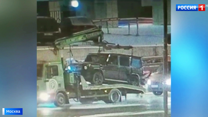"""Авария с """"Гелендвагеном"""": личность водителя установлена"""