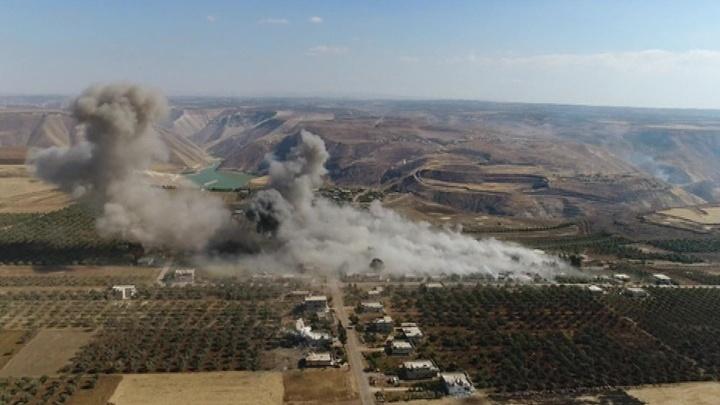 Мария Захарова: Голанские высоты являются сирийской территорией