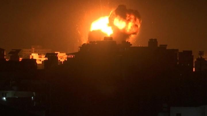ЦАХАЛ сообщил о ракетных обстрелах Израиля со стороны сектора Газа
