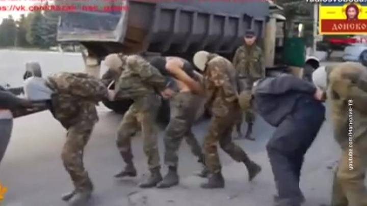 СКР возбудил дело о пытках в подпольной тюрьме под Мариуполем