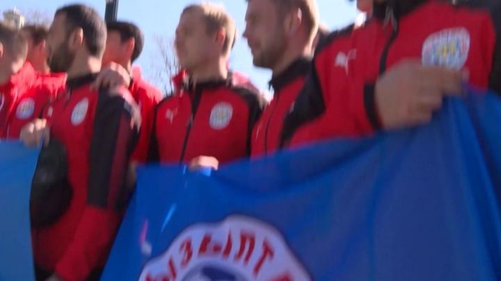 Украина требовала отменить футбольный матч команд Крыма и Турции, но игра состоялась