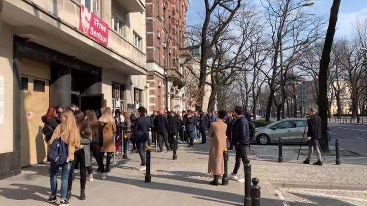 Большая часть украинцев в Польше проигнорировала выборы