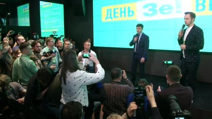 ЦИК Украины обработал треть протоколов
