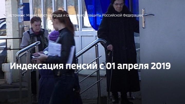 Социальные пенсии в России увеличились