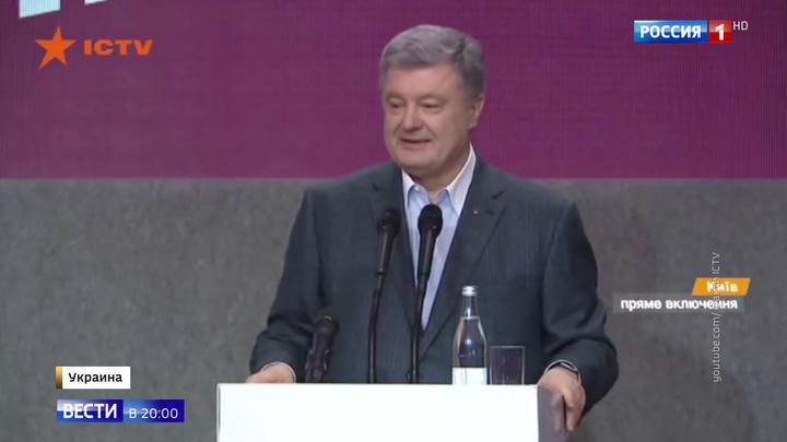 Гонка за второй тур: Порошенко пообещал утопить Зеленского на дебатах