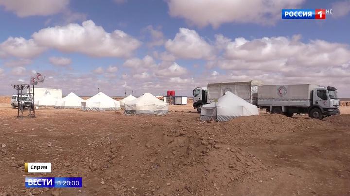 """Голод, бандитизм и детская смертность. Штаты устроили ад в лагере """"Рукбан"""" и не хотят положить ему конец"""