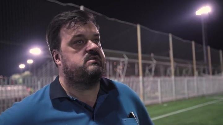 Лихачев ответил Уткину, сравнившему пляжный футбол с ковырянием в носу