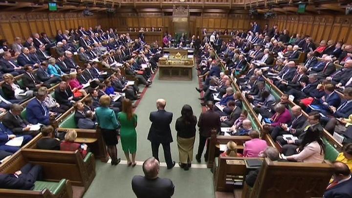 Brexit: британские парламентарии нашли консенсус