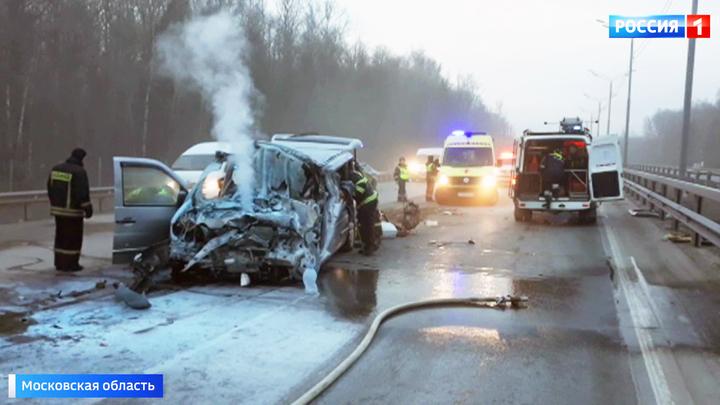 Страшный удар в фуру: водитель сгоревшей маршрутки перевозил людей нелегально