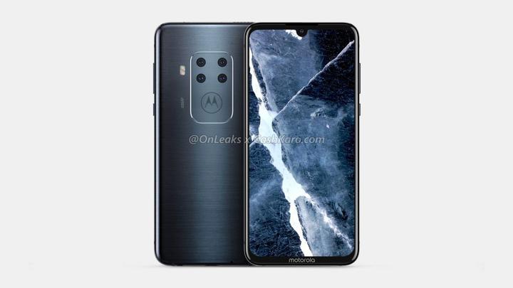 Motorola представила смартфон с экшн-камерой