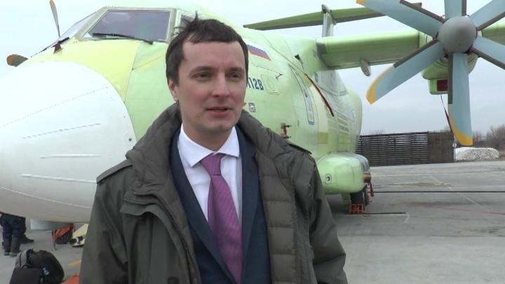 """Алексей Рогозин покидает """"Авиационный комплекс Ильюшина"""""""