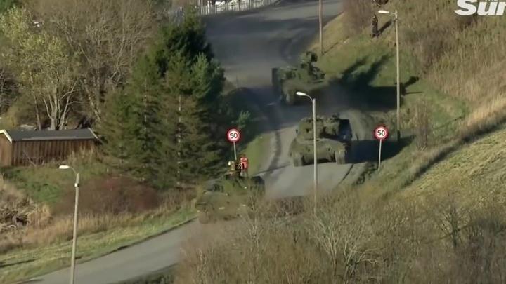 ZDF сообщил о вторжении России в Эстонию