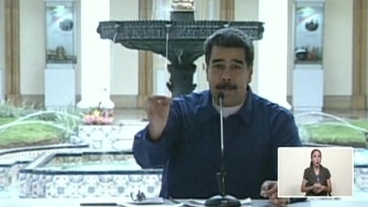 Мадуро: Майк Пенс на Совбезе ООН выставил себя дураком