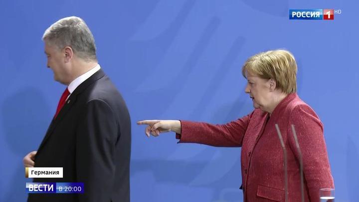 Политические смотрины в Европе: Зеленский и Порошенко провели первую пробу сил