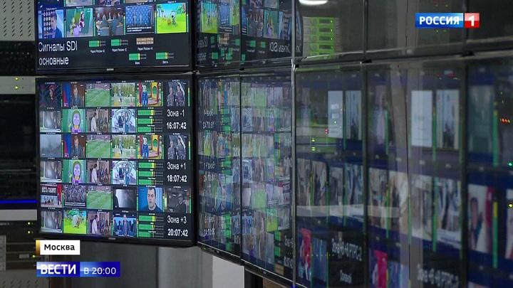 """Революция в телевещании: еще 20 регионов России перешли на """"цифру"""""""
