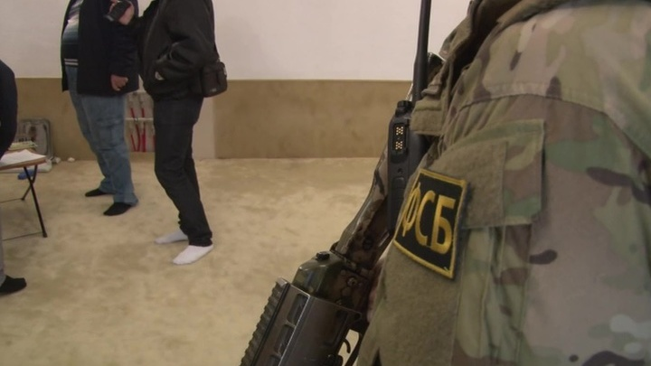 В Севастополе сотрудники ФСБ задержали лидера группы радикальных исламистов