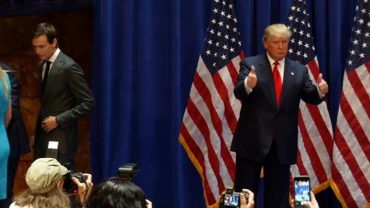 Поиск связей Дональда Трампа с Россией продолжается