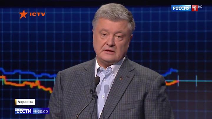 Выборы по-украински: дебаты с самим собой, уголовные дела и засада с пулеметом