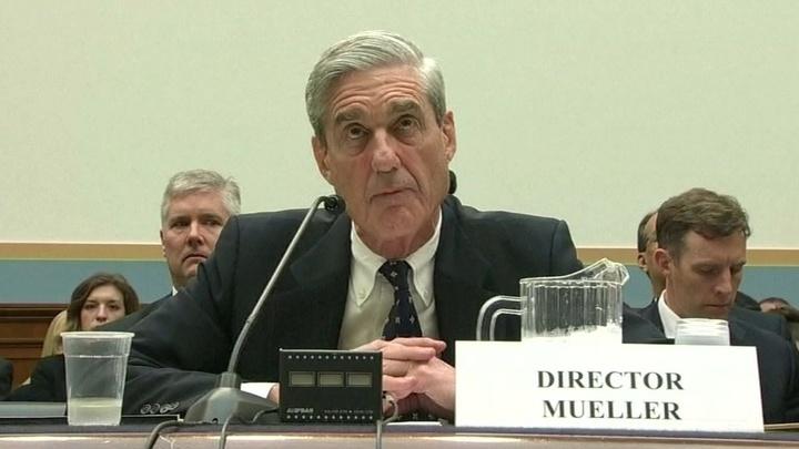 """В США опубликуют доклад о """"российском расследовании"""" спецпрокурора Мюллера"""